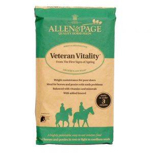 Allen & Page Veteran Vitality – FREE DELIVERY !!!