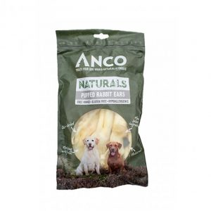 Anco Naturals Rabbit Ears Puffed ***£3.99*** COLLECT IN PERSON FOR THIS SPECIAL ONLINE DEAL  !!!