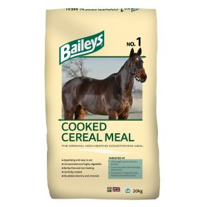Baileys No. 01 Cooked Cereal Meal 20kg – FREE DELIVERY !!!