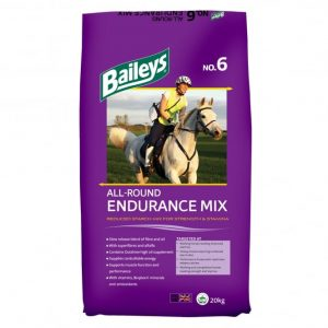 Baileys No.6 Endurance Mix 20kg ***£14.99***  COLLECT IN PERSON FOR THIS SPECIAL ONLINE DEAL  !!!
