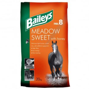 Baileys No.8 Meadowsweet Pasture Mix 20kg  *** £ 13.99 *** COLLECT IN PERSON FOR THIS SPECIAL ONLINE DEAL  !!!