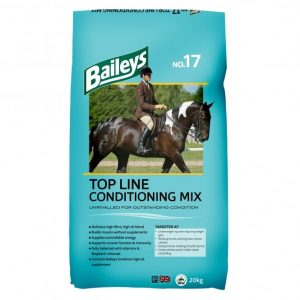 Baileys No. 17 Topline Mix 20kg  *** £ 13.99 *** COLLECT IN PERSON FOR THIS SPECIAL ONLINE DEAL  !!!