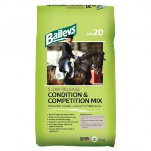 Baileys No. 20 Condition & Competition Mix 20kg  *** £ 14.99 *** COLLECT IN PERSON FOR THIS SPECIAL ONLINE DEAL   !!!