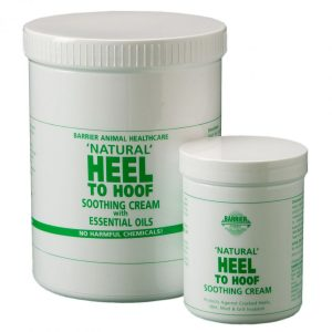 Barrier Heel To Hoof Soothing Cream For Horses 1000mL ***£23.99*** COLLECT IN PERSON FOR THIS SPECIAL ONLINE DEAL  !!!