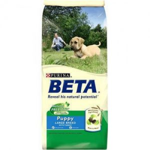 PURINA BETA Puppy Large Breed Turkey & Rice 14kg – FREE DELIVERY !!!