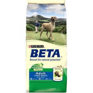 PURINA BETA Adult Large Breed Turkey & Rice 2.5kg – FREE DELIVERY !!!