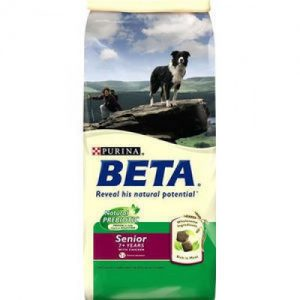 PURINA BETA Senior With Chicken & Rice 14kg – FREE DELIVERY !!!