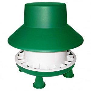 Poultry Feeder 6kg Blenheim With Top Hat ***£18.99*** COLLECT IN PERSON FOR THIS SPECIAL ONLINE DEAL !!!