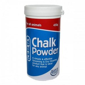 Hatchwells Chalk Powder 450g Animal Grooming Powder – FREE DELIVERY !!!