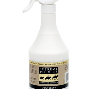 De Luxe Coat Gloss  For Horses And Ponies From Supreme Products – FREE DELIVERY !!!