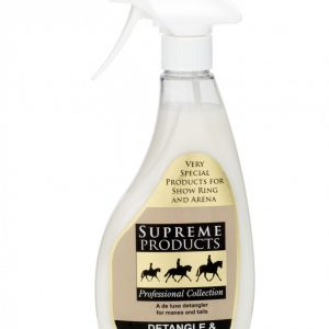 Detangle & Shine For Horses And Ponies From Supreme Products – FREE DELIVERY !!!