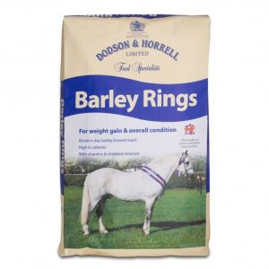 Dodson & Horrell Barley Rings 15kg  *** £ 12.99 *** COLLECT IN PERSON FOR THIS SPECIAL ONLINE DEAL  !!!