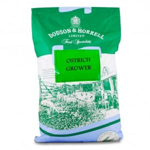 Dodson & Horrell Ostrich Grower Pellets 20Kg ***£13.99*** COLLECT IN PERSON FOR THIS SPECIAL ONLINE DEAL  !!!