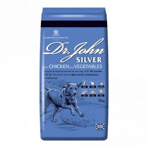 Dr. John Silver Chicken Dog Food 15kg ***£10.99*** COLLECT IN PERSON FOR THIS SPECIAL ONLINE DEAL  !!!
