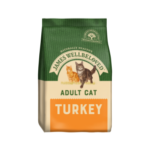 James Wellbeloved Turkey And Rice Dry Adult Cat Food 1.5kg ***£10.99*** COLLECT IN PERSON FOR THIS SPECIAL ONLINE DEAL !!!