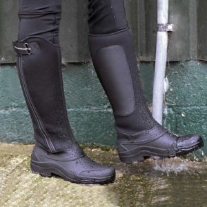 Harry Hall Secret Reflective Frost Winter Boots Black – FREE DELIVERY !!!