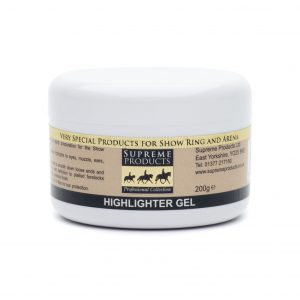 Highlighter Gel 200g For Horses And Ponies From Supreme Products ***£10.99*** COLLECT IN PERSON FOR THIS SPECIAL ONLINE DEAL  !!!