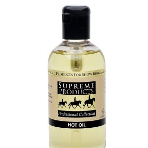Hot Oil 250ml From SUPREME PRODUCTS For Horses And Ponies ***£8.99*** COLLECT IN PERSON FOR THIS SPECIAL ONLINE DEAL  !!!