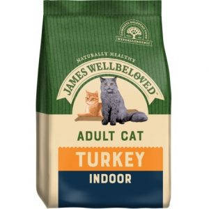 James Wellbeloved Indoor Cat 1.5kg ***£10.99*** COLLECT IN PERSON FOR THIS SPECIAL ONLINE PRICE !!!
