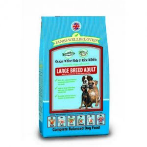 James Wellbeloved Dog Adult Fish & Rice 15kg – FREE DELIVERY !!!