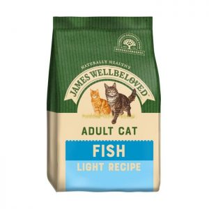 James Wellbeloved Adult Cat Light Fish 1.5 Kg ***£10.99*** COLLECT IN PERSON FOR THIS SPECIAL ONLINE DEAL  !!!