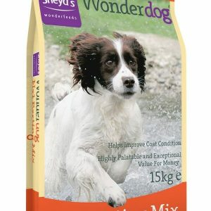 Sneyds Wonderdog NO 1 Resting 19% Protein 15kg ***£15.99*** COLLECT IN PERSON FOR THIS SPECIAL ONLINE DEAL !!!