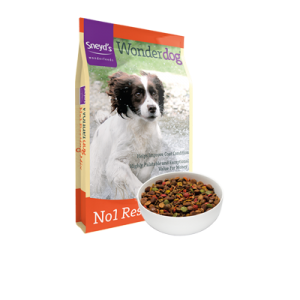 Sneyds Wonderdog NO 1 Resting 19% Protein 15kg – FREE DELIVERY !!!