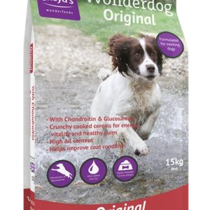 Sneyds Wonderdog Original 24% Protein 15kg ***£15.99*** COLLECT IN PERSON FOR THIS SPECIAL ONLINE DEAL  !!!