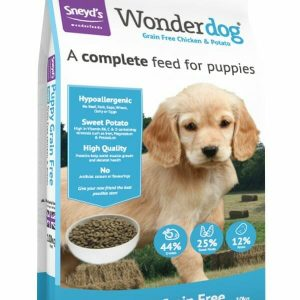 SNEYD'S Puppy Complete Grain Free Sensitive 10kg  ***£29.99 *** COLLECT IN PERSON FOR THIS SPECIAL ONLINE DEAL  !!!