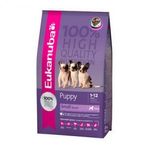 Eukanuba Puppy Small Breed 15kg – FREE DELIVERY !!!
