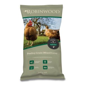 Robinwood  Mixed Poultry  Corn 20kg  Bag ***£7.50*** COLLECT IN PERSON FOR THIS SPECIAL ONLINE DEAL  !!!