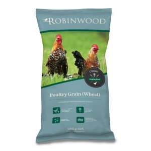 Robinwood  Poultry Wheat 20kg  Bag ***£5.99*** COLLECT IN PERSON FOR THIS SPECIAL ONLINE DEAL  !!!