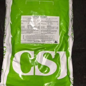 CSJ Little Champ (26%  Protein)  15kg  Bag ***£16.99*** COLLECT IN PERSON FOR THIS SPECIAL ONLINE DEAL  !!!