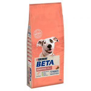 PURINA BETA Sensitive With Salmon 14kg – FREE DELIVERY !!!