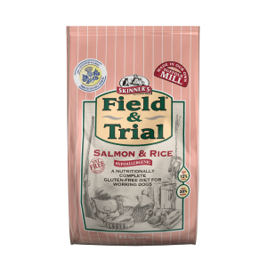 Skinner's Field & Trial Salmon & Rice 2.5kg ***£6.99*** COLLECT IN PERSON FOR THIS SPECIAL ONLINE DEAL  !!!