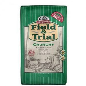 Skinner's Hypoallergenic Field & Trial Crunchy 15kg – FREE DELIVERY !!!