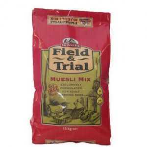 Skinner's Hypoallergenic Field & Trial Muesli Mix 15kg – FREE DELIVERY !!!
