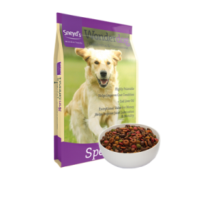 Sneyds  Wonderdog  Special  24%  Protein 15kg – FREE DELIVERY !!!