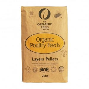 ALLEN AND PAGE ORGANIC LAYERS PELLETS  20KG ***£14.99*** COLLECT IN PERSON FOR THIS SPECIAL ONLINE DEAL  !!!