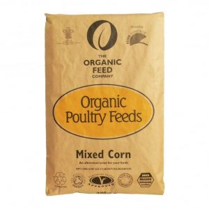 Allen & Page Organic Mixed Corn 20Kg  ***£14.99*** COLLECT IN PERSON FOR THIS SPECIAL ONLINE DEAL  !!!
