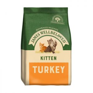 James Wellbeloved Kitten Turkey 1.5kg ***£10.99*** COLLECT IN PERSON FOR THIS SPECIAL ONLINE DEAL  !!!
