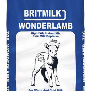 Britmilk Wonder Lamb Milk Replacement Powder 10kg  ***£24.99*** COLLECT IN PERSON FOR THIS SPECIAL ONLINE DEAL  !!!