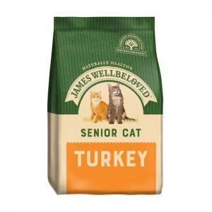 James Wellbeloved Senior 7+ Cat Turkey 1.5kg ***£10.99*** COLLECT IN PERSON FOR THIS SPECIAL ONLINE DEAL  !!!